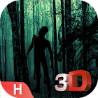 Horror Forest 3D icon