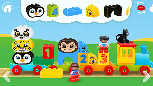 LEGO DUPLO WORLD screenshot 6