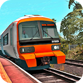 Indian Train Drive Game Railway