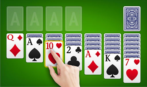 Solitaire - Free Classic Solitaire Card Games apkslow screenshots 1