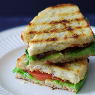 Chipotle Gouda Grilled Cheese Sandwiches