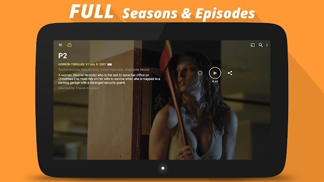 Tubi TV - Free Movies & TV APK screenshot thumbnail 8