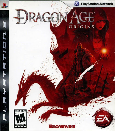 Video game:Sony PlayStation 3 Dragon Age: Origins