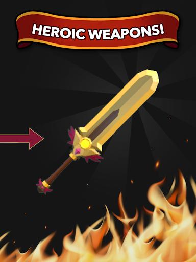 Blacksmith - Merge Idle RPG  screenshots 9