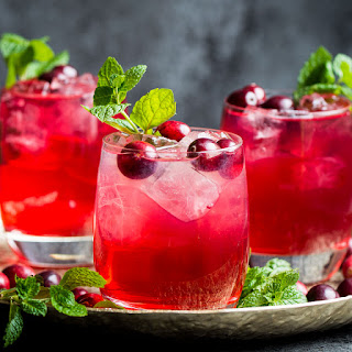 Gin Cranberry Juice Recipes.