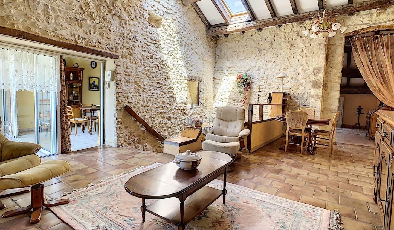 Maison avec terrasse Blauzac