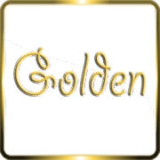 Golden Glass Nova Launcher theme Icon Pack