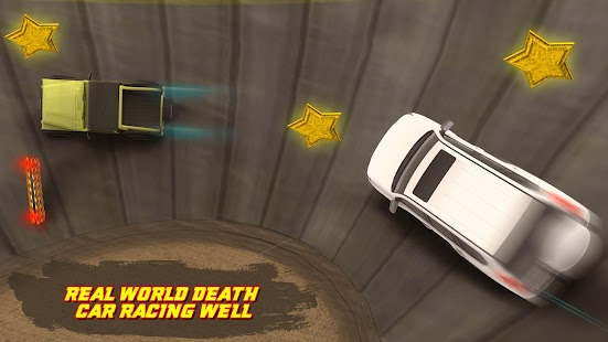 Extreme Well Death Stunt Car - náhled