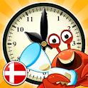 Lær klokken med Miniklub icon