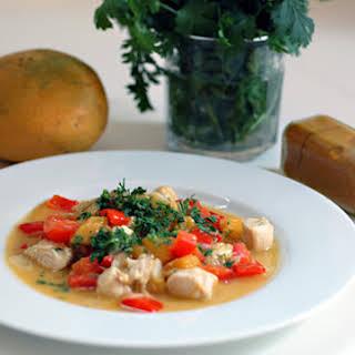Healthy Mango Chicken Recipes.
