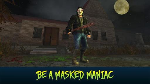 Friday Killer House Survival - Escape Jason  captures d'écran 5