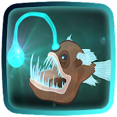 Angler Fish Live Wallpaper