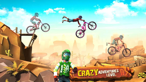 Télécharger Dirt Bike Racing Stunts APK MOD 2