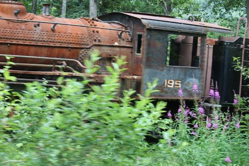 IMG_0976 - Rusting steam engine in Skagway