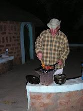 Photo: DE SABOU - wieczorna kolacja w wykonaniu Józka