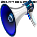 Siren, Horn and Alarm Sounds icon