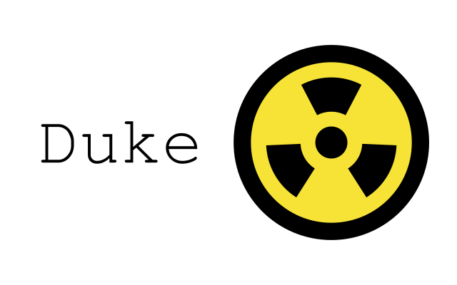 Duke - Nuke that data with one click