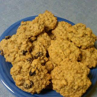 Quaker Oats Oatmeal Cookies.