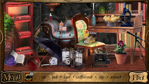 Sherlock Holmes game : Spot the hidden object  screenshots EasyGameCheats.pro 5