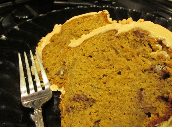 Frost cake as desired, then top with Heath Bar crunch if desired, or use...