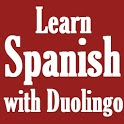 Learn Spanish / More With Duolingo icon