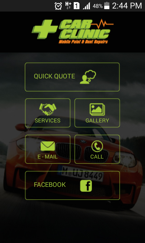 Car Clinic- screenshot