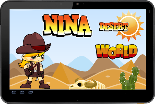 nina world :desert advanture