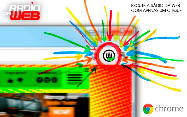 Rádio da web - Música Eletrônica é Aqui!