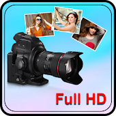 Professional HD Camera