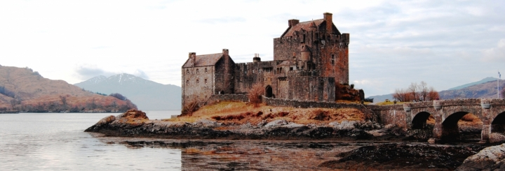 Dipingendo in Scozia di mrk982