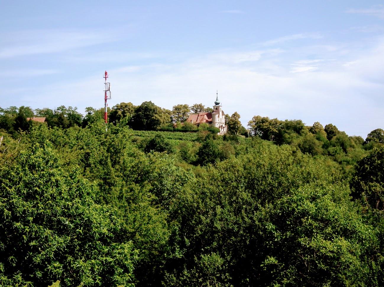 Kőszeg/Kálvária-hegy - DVB-T gapfiller