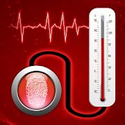 Finger Body Fever Thermometer Scanner Prank