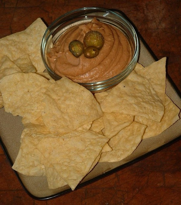 Spring Hill Ranch's Refried Bean Dip Recipe