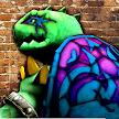 Prison Escape Super Turtle ( super hero hospital ) APK