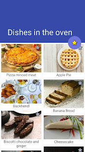 Download Dishes in the oven Recipes! Free! For PC Windows and Mac apk screenshot 1