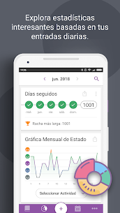 Diario – Monitor de ánimo 6
