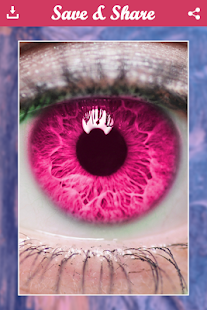 Eye Color Changer - Eye Lens Photo Editor Screenshot