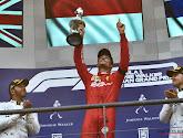 Charles Leclerc draagt eerste zege in F1 op aan Anthoine Hubert