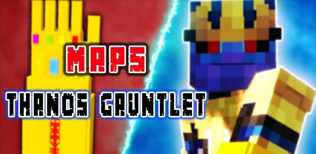 Thanos Gauntlet Add-on for MCPE APK Download mcpe thanos