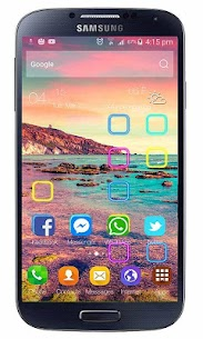 Launcher Oppo F1s Selfie Theme 1.0.0 APK + MOD Download 1