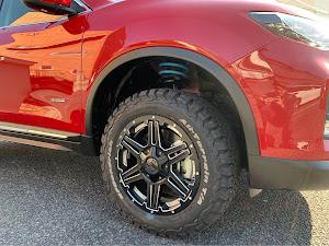 エクストレイル HNT32 2017年ハイブリッド4WDのカスタム事例画像 ジェノさんの2018年11月30日15:44の投稿