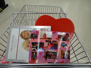 Photo: My shopping cart is complete! Our photo collage was ready in less than 20 minutes and we were on our way home! I LOVED how easy the Walgreens app was (and the photo section) and how great our in store experience to make our collage was as well.