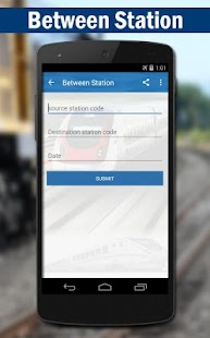 Check PNR Status & Train Fare- screenshot thumbnail