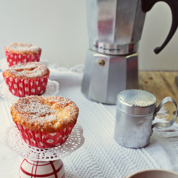Cottage Cheese Cupcakes Recipe