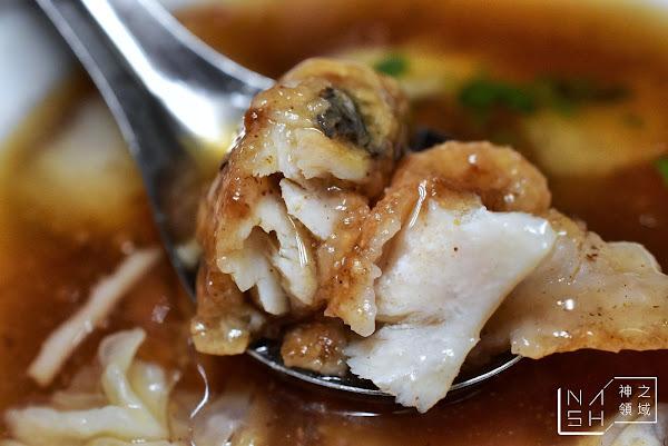 台南國華街美食推薦|好味紅燒土魠魚羹 台南土魠魚羹推薦
