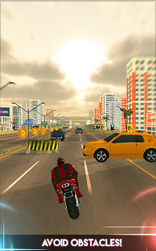 Amazing Spider 3D Hero: Moto Rider City Escape screenshot 6
