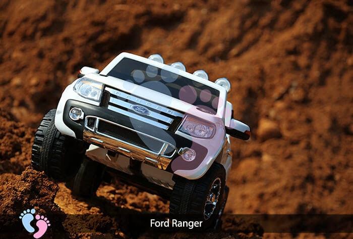 Ô tô điện trẻ em 2 chỗ ngồi Ford Ranger 1