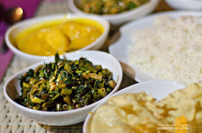 Ella Jungle Resort Sri Lanka Food