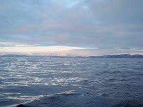 Photo: Vi forlater kysten