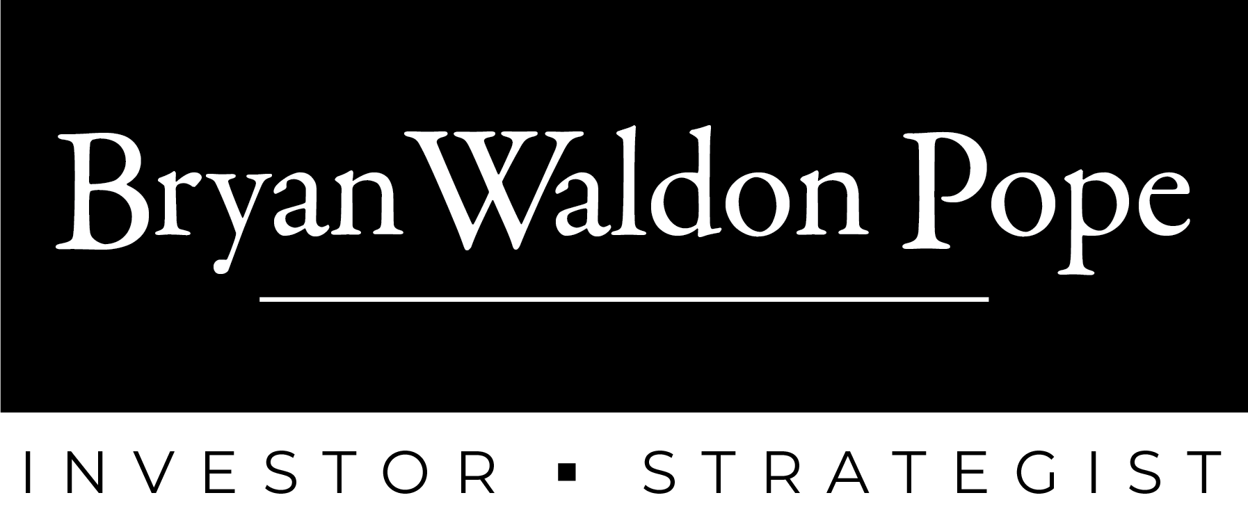 Bryan Waldon Pope Investor Strategist